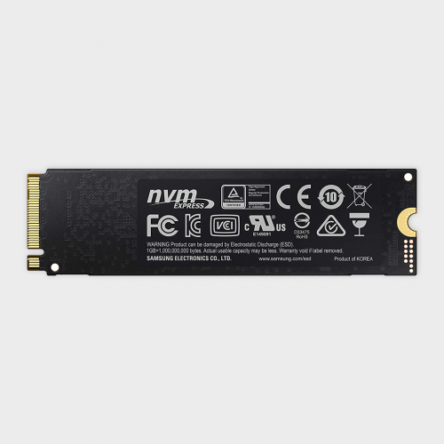Samsung 970 EVO NVME M.2 250 GB 3