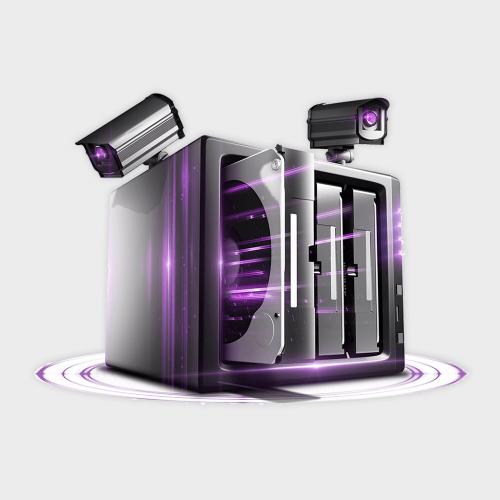 WD purple 1 TB surveillance 3