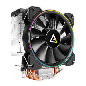 01 Antec A400 RGB CPU air cooler