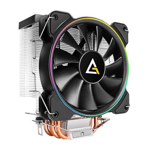 01 Antec A400 RGB CPU air cooler