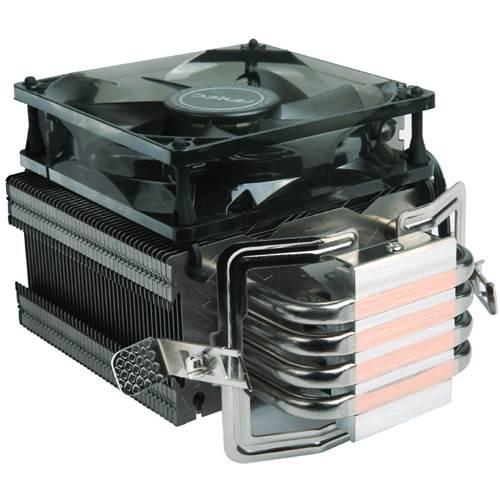 02 Antec A40 Pro CPU air cooler