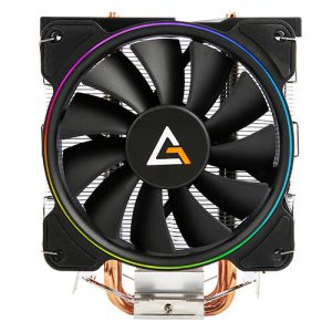 02 Antec A400 RGB CPU air cooler