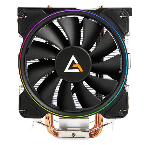 02 Antec A400 RGB CPU air cooler