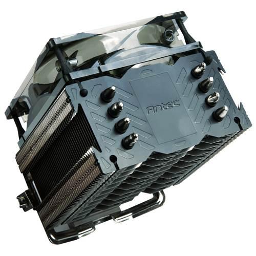 03 Antec A40 Pro CPU air cooler