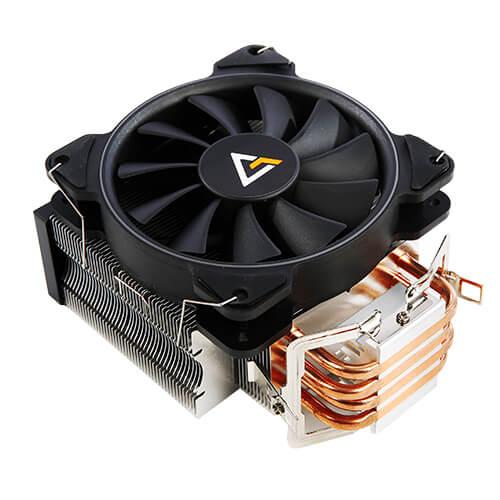 03 Antec A400 RGB CPU air cooler