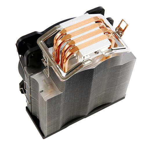 04 Antec A400 RGB CPU air cooler