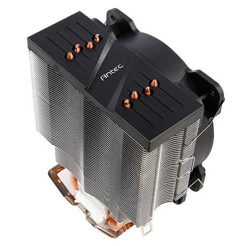 06 Antec A400 RGB CPU air cooler