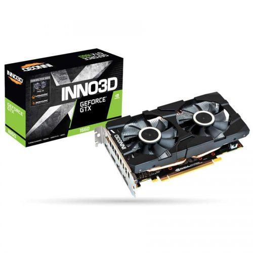 INNO3D GEFORCE GTX 1660 TWIN X2 DDR5