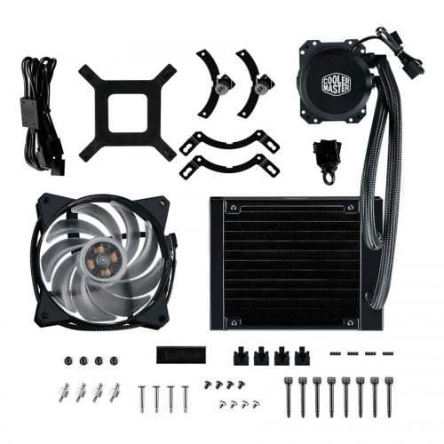 06 Cooler Master Masterliquid ML120L RGB