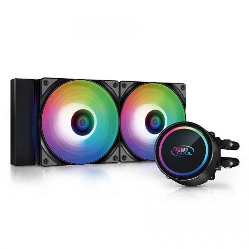 01 Deepcool GAMMAXX L240 A-RGB