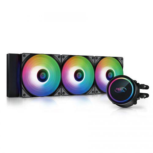 01 Deepcool GAMMAXX L360 A-RGB