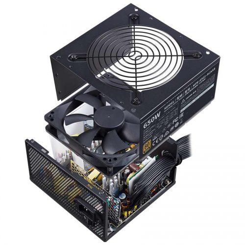 04 Cooler Master 650W MWE Bronze V2