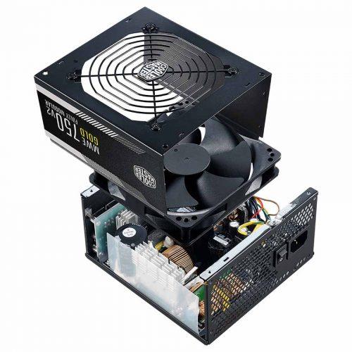 06 Cooler Master 750W MWE Gold V2