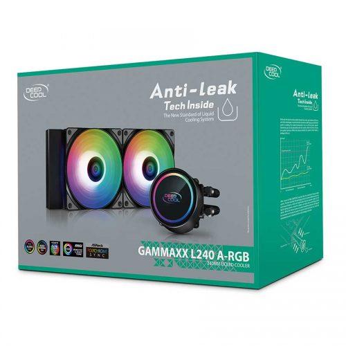 07 Deepcool GAMMAXX L240 A-RGB