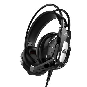 01 Ant Esports H520W Black Gaming Headset