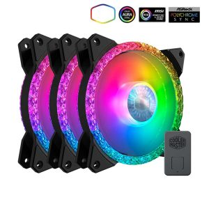 01 Cooler Master MF120 Prismatic 3in1