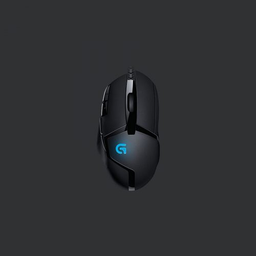 01 Logitech G402 Hyperion Fury gaming mouse