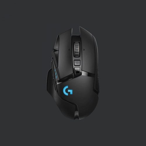 01 Logitech G502 Lightspeed Wireless gaming mouse