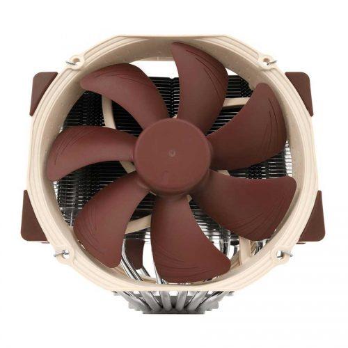 01 Noctua NH-D15 SE-AM4 CPU cooler