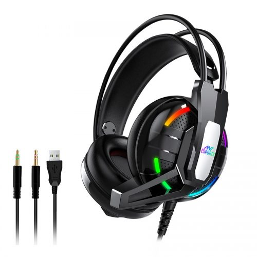 02 ANT Esports H630 RGB Gaming Headset