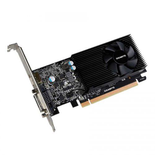 02 Gigabyte GT 1030 low profile 2GB DDR5