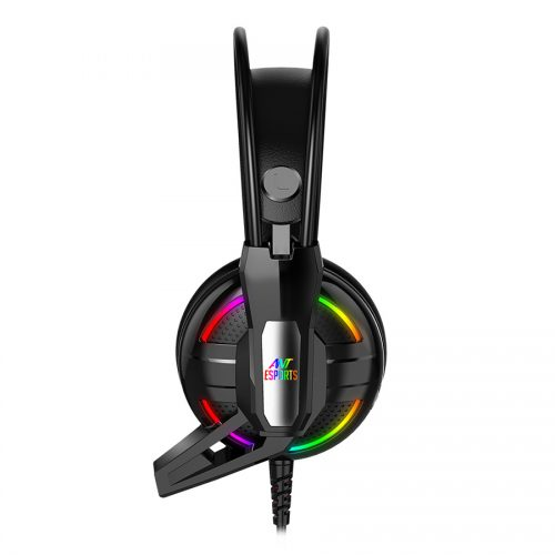03 ANT Esports H630 RGB Gaming Headset