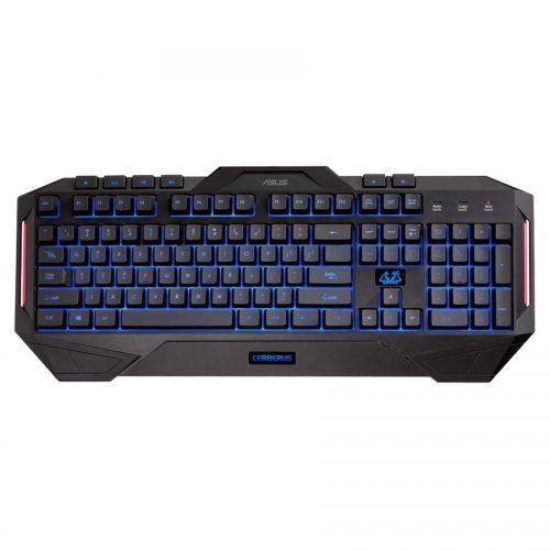 03 Asus Cerberus gaming keyboard