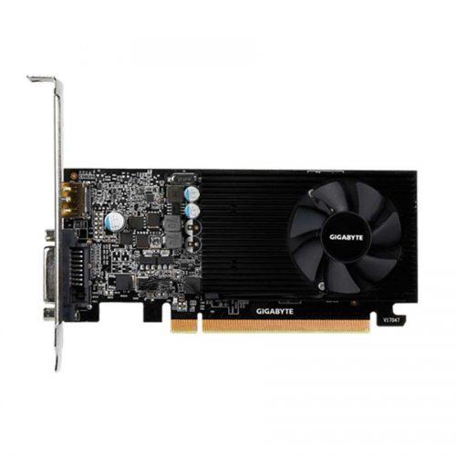 03 Gigabyte GT 1030 low profile 2GB DDR5