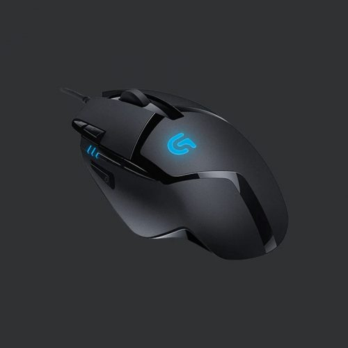 03 Logitech G402 Hyperion Fury gaming mouse