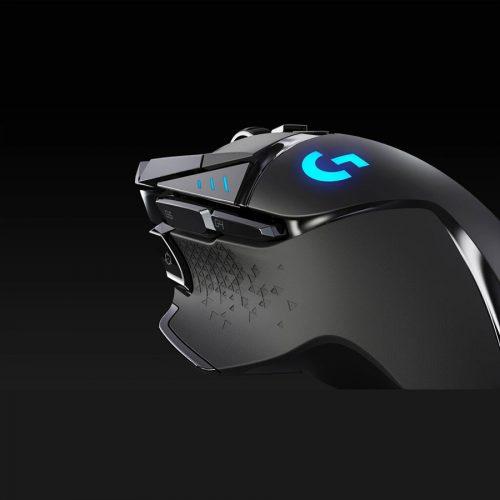 03 Logitech G502 Lightspeed Wireless gaming mouse