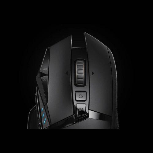 04 Logitech G502 Lightspeed Wireless gaming mouse