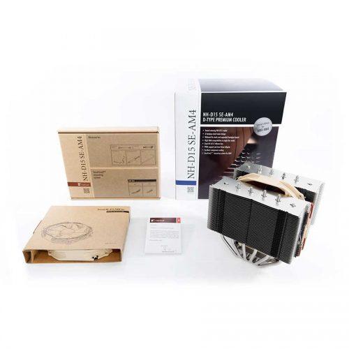 04 Noctua NH-D15 SE-AM4 CPU cooler