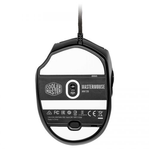 06 Cooler Master MM720 RGB gaming mouse