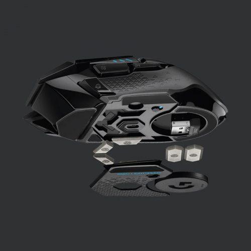 07 Logitech G502 Lightspeed Wireless gaming mouse